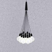 Light Bundle Pendant