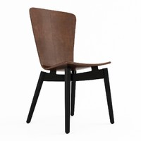 shell dining chair max