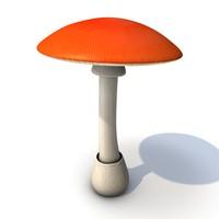 caesar s mushroom c4d