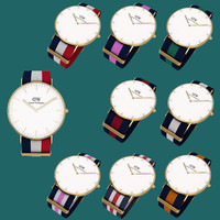 max wrist watch different strap