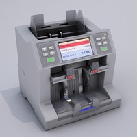 3d currency counting machine