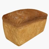 bread 3d max
