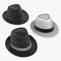 maya fedora hats