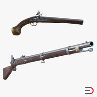 Muskets Collection