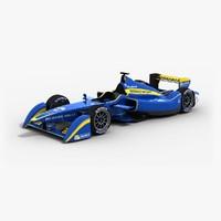 Formula E Renault e.Dams