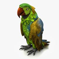 parrot species max