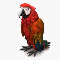 max parrot species