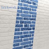 3d bricks wall