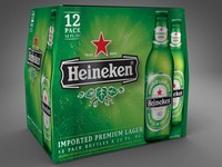 12 Pack of Dutch beer brand