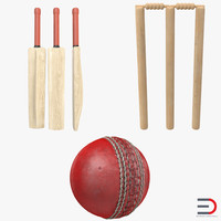 3d cricket generic