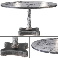 3d model viktor industrial solid metal