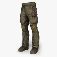 max bundeswehr soldier trousers boots