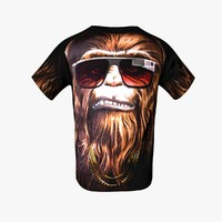3d model starwars tshirt