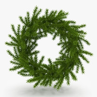 maya christmas wreath