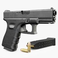 maya glock 19 gun