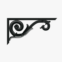 decorative bracket max