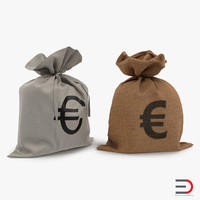 Euro Money Bags Collection