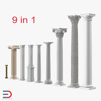 Columns Collection 3