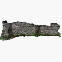 3d ruins 5 - masonry