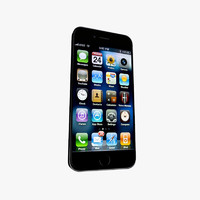 3d model smartphone uv