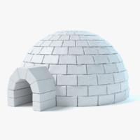 maya igloo