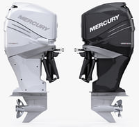 Mercury Verado 350 Power outboard engine