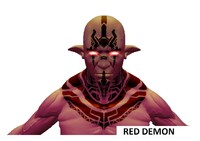 100% ORIGINAL Red Demon 2016
