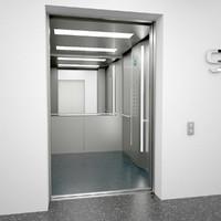 obj elevator otis b7ku509