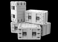 3ds max military crate