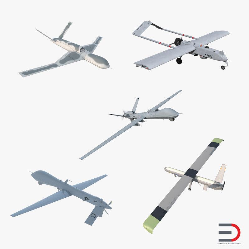 UAV Rigged 3d models Collection 00.jpg