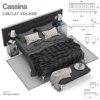 Cassina L27/26 VOLAGE