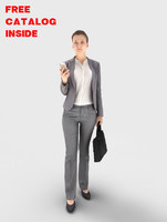 Businesswoman 16 VRAY