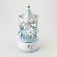 musical carousel bb blue 3d obj