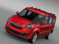 lightwave opel combo tour d