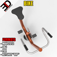 outdoor bike 3d model