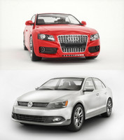 audi jetta car pack
