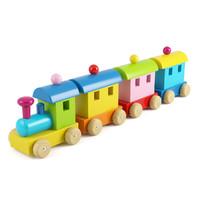 wooden train max