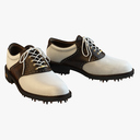 golf spikes 3D models