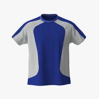 maya tshirt blue