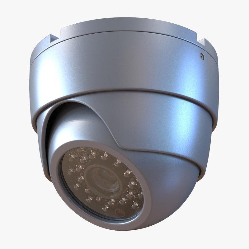 CCTV Camera 3d model 01.jpg