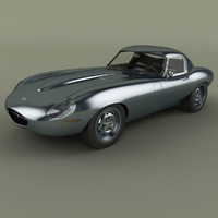 E-Type Eagle Low Drag GT
