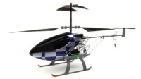 3ds max rc helicopter