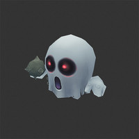 3d micro ghost ball