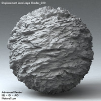 Displacement Landscape Shader_020