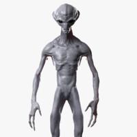 alien creature max