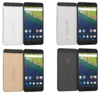 huawei nexus 6p colors 3d lwo