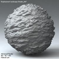 Displacement Landscape Shader_047