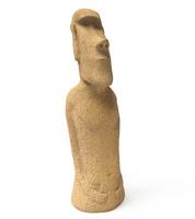 obj moai