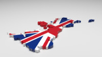 united kingdom 3d 3ds