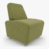 3d model realistic sillon boss 03